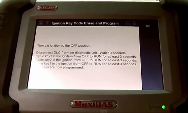 program ford pats key