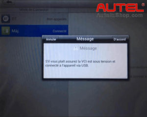 autel-maxisys-not-contact-vci-bluetooth